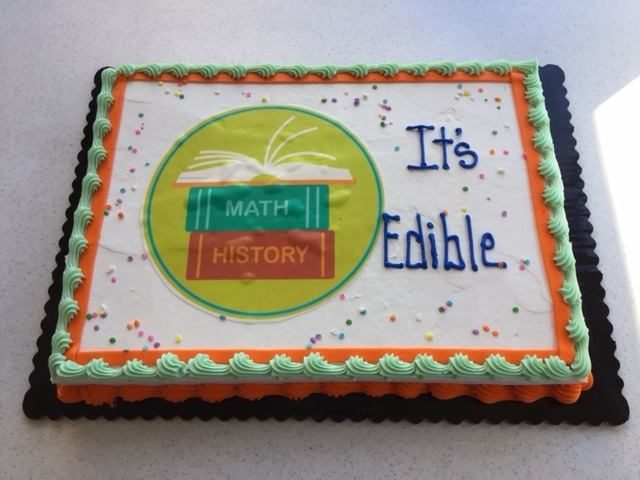 edible books cake
