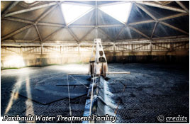 Faribault Water Treatment facility