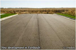 New Development in Faribault