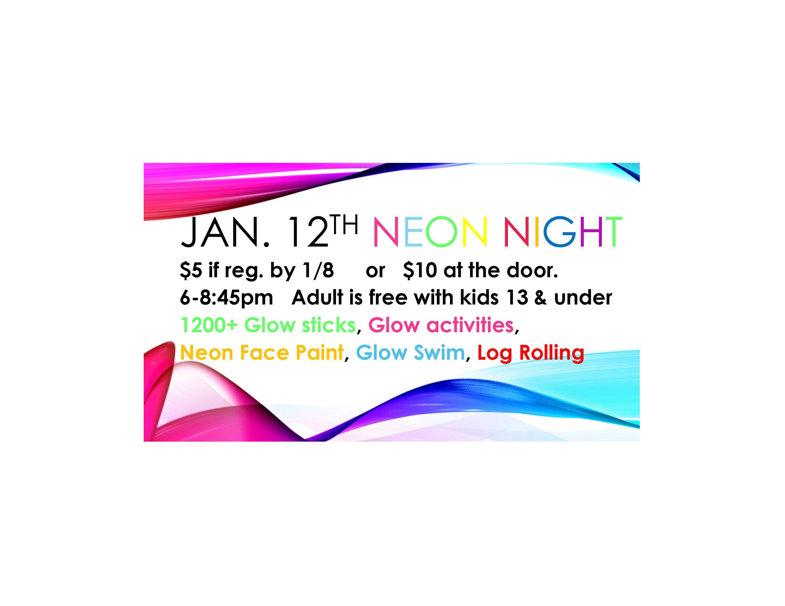 Neon Night Flier pdf