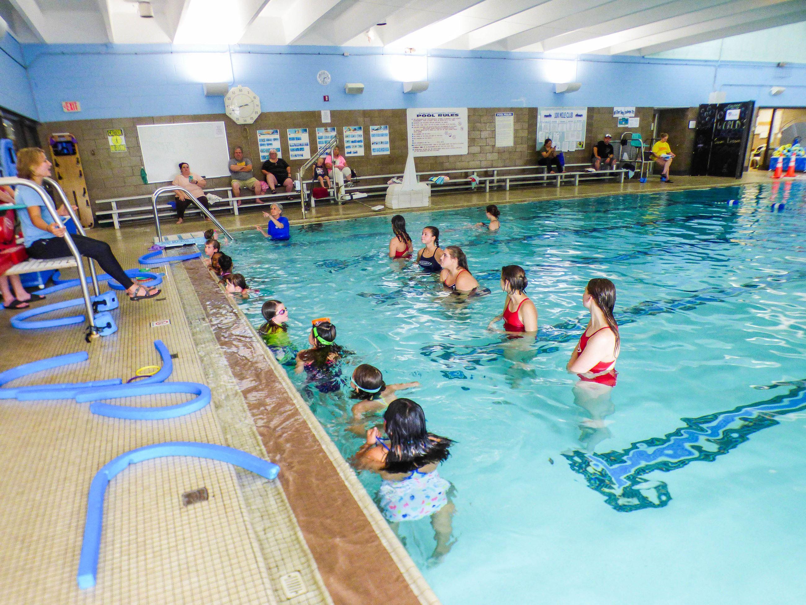 Community Center Pool Faribault Mn