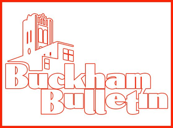 Fall Buckham Bulletin